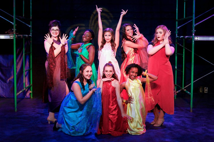Youth Classes & Auditions | Act3 Productions